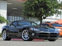 2003 Dodge Viper SRT10 Convertible Rear-wheel Drive 2-door