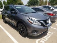 Certified 2017 Nissan Murano Platinum SUV For Sale in Frisco TX