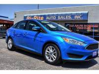 2015 Ford Focus GREAT ECONOMY LOW PAYMENTS CLEAN CARFAX