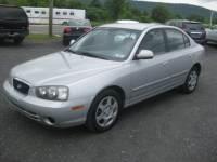 2003 Hyundai Elantra 4dr Sdn GLS Auto