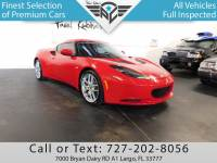 2011 Lotus Evora Coupe