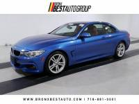2014 BMW 4-Series 428i xDrive AWD Convertible ///M-SPORT