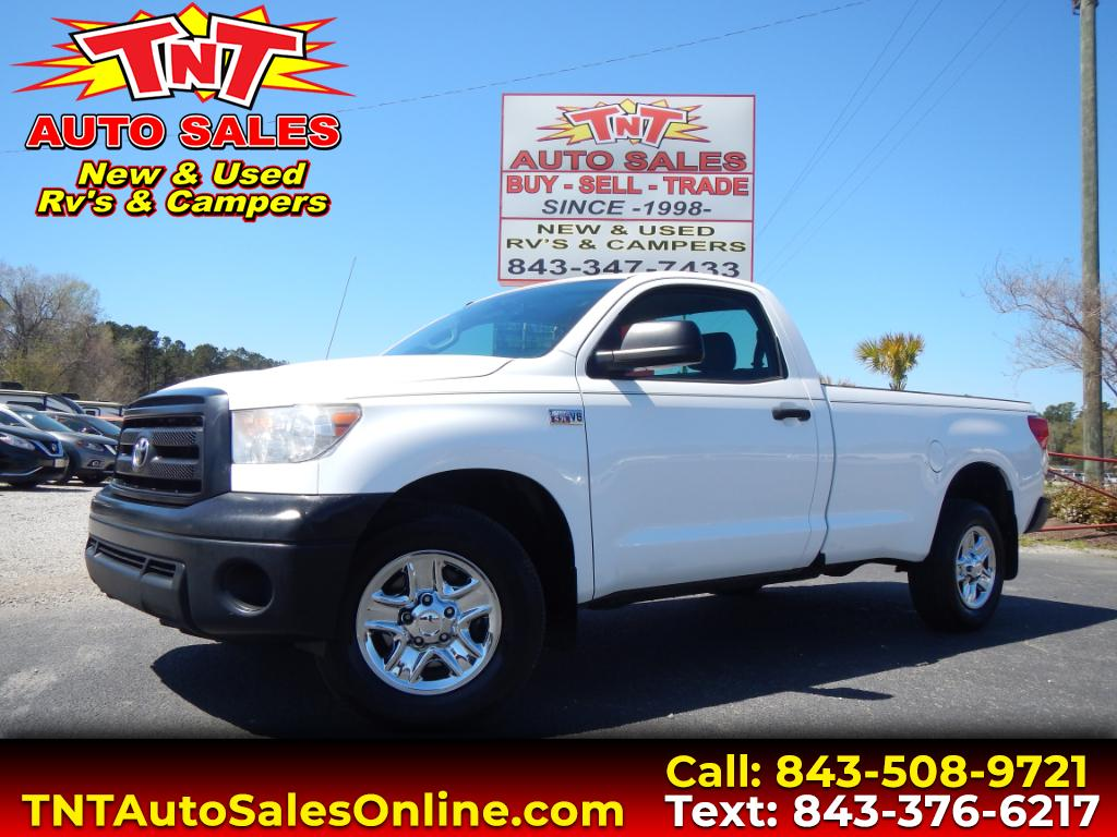 Photo 2013 Toyota Tundra Regular Cab LB 2WD