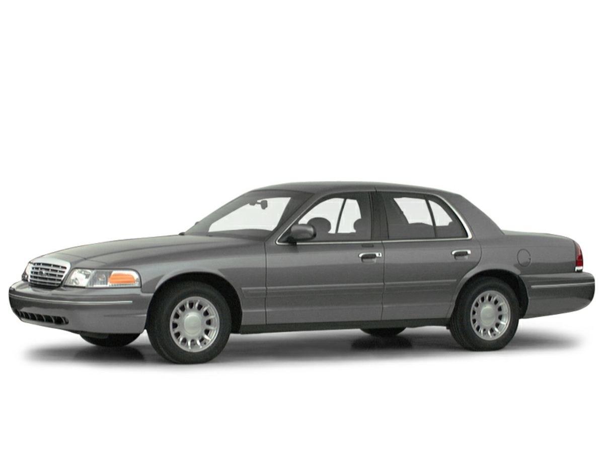 2000 Ford Crown Victoria Police Interceptor Mpg For Sale