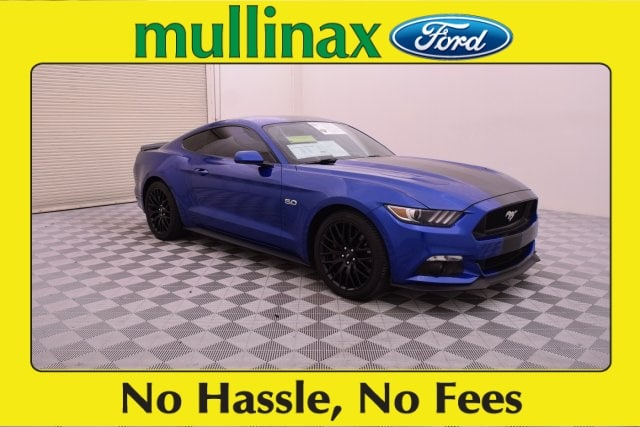 Photo Used 2017 Ford Mustang GT W GT Performance Package Coupe V-8 cyl in Kissimmee, FL