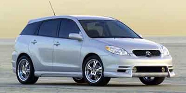 Photo Used 2003 Toyota Matrix 5dr Wgn XR Auto in Salem, OR