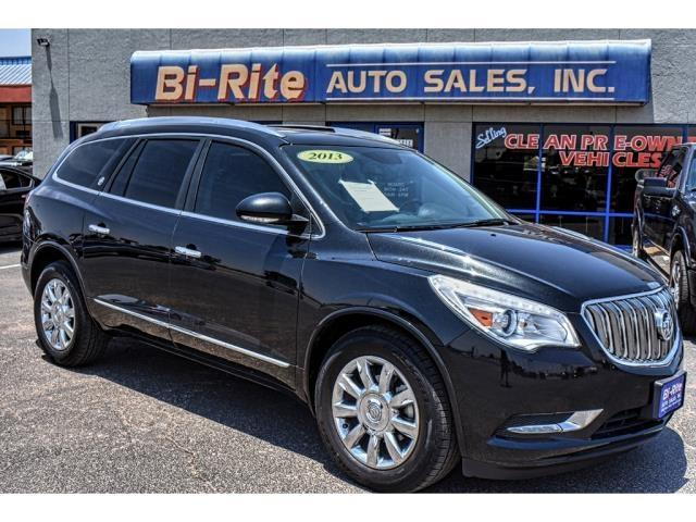 Photo 2013 Buick Enclave LOADED LEATHER PANO-ROOF SECOND ROW CAPT CHAIRS