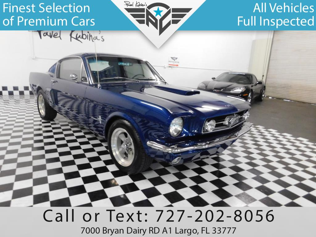 Photo 1965 Ford Mustang Fastback 22