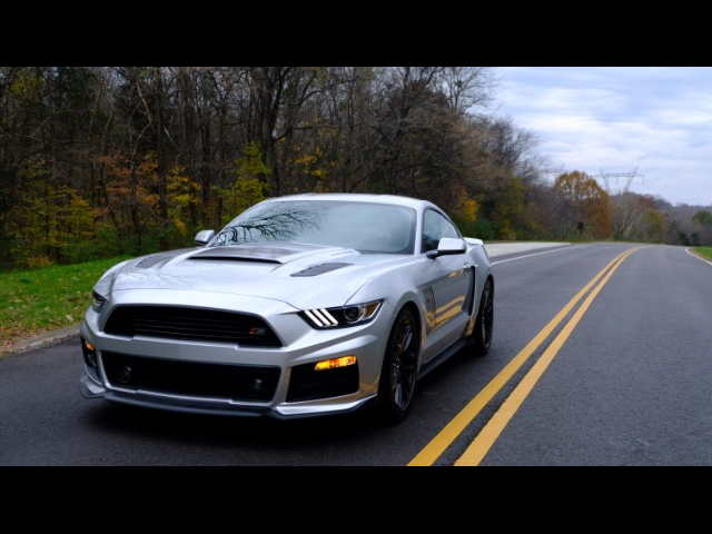 Photo 2017 Ford Mustang Roush Stage 3