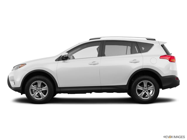 Photo Used 2015 Toyota RAV4 XLE SUV 4-Cylinder DOHC Dual VVT-i for Sale in Puyallup near Tacoma