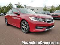 Certified 2017 Honda Accord Sedan Sport SE in Limerick, PA