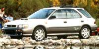 Pre-Owned 1997 Subaru Legacy Wagon Manual with OW Equipment