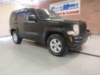 2012 Jeep Liberty Sport 4x4 Sport SUV