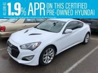 2016 Hyundai Genesis Coupe 3.8 in Bloomington