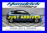 1993 Honda Civic DX 3dr Hatchback 1.5L 5-Spd in Franklin, TN