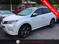 Pre-Owned 2015 Toyota RAV4 Limited SUV For Sale | Raleigh NC