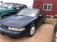 1995 Oldsmobile Cutlass Supreme S Series I sedan