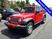 Used 2016 Jeep Wrangler Unlimited Sahara in Cincinnati, OH