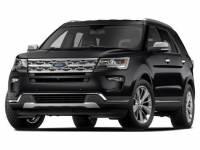 2018 Ford Explorer XLT 4WD SUV 6