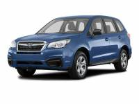 Used 2018 Subaru Forester 2.5i For Sale In Ann Arbor