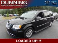 Used 2011 Chrysler Town & Country Limited For Sale In Ann Arbor