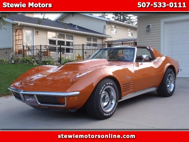 Photo 1972 Chevrolet Corvette Sting Ray