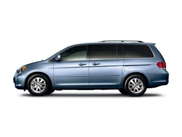 Photo Home of the 500 Price Beat Guarantee 2008 Honda Odyssey EX-L MinivanVan