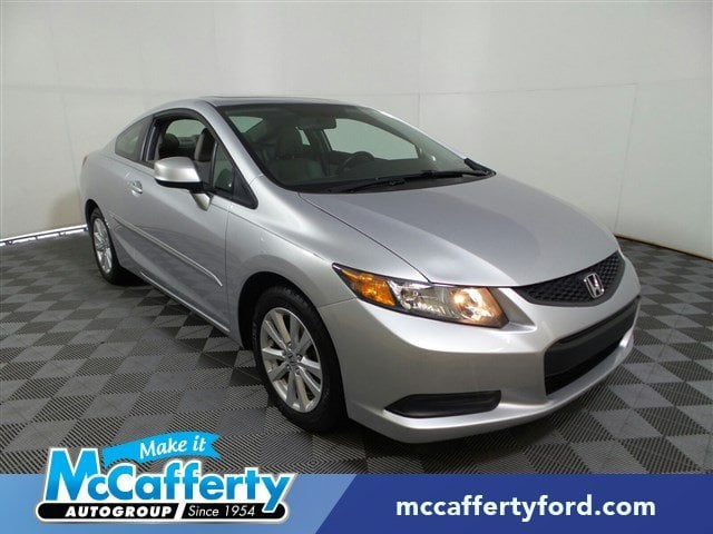 Photo Used 2012 Honda Civic For Sale  Langhorne PA - Serving Levittown PA  Morrisville PA  2HGFG3B08CH526849