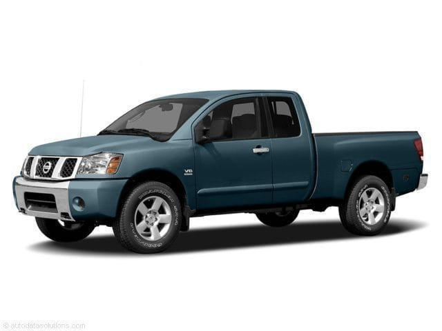 Photo Used 2006 Nissan Titan SE Truck King Cab 4x4 in Chico, CA
