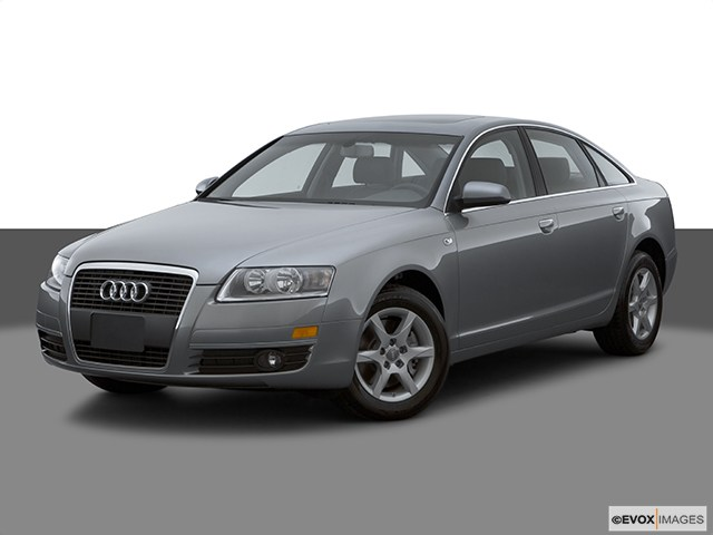 Photo Pre-Owned 2007 Audi A6 4.2 Sedan For Sale  Raleigh NC