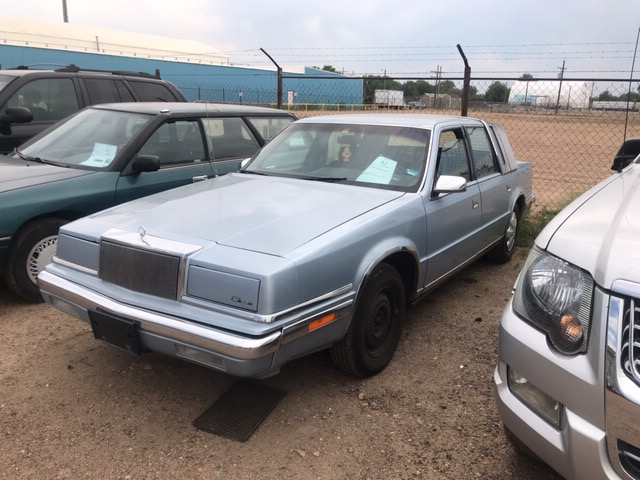 Photo 1991 Chrysler New Yorker Fifth Avenue
