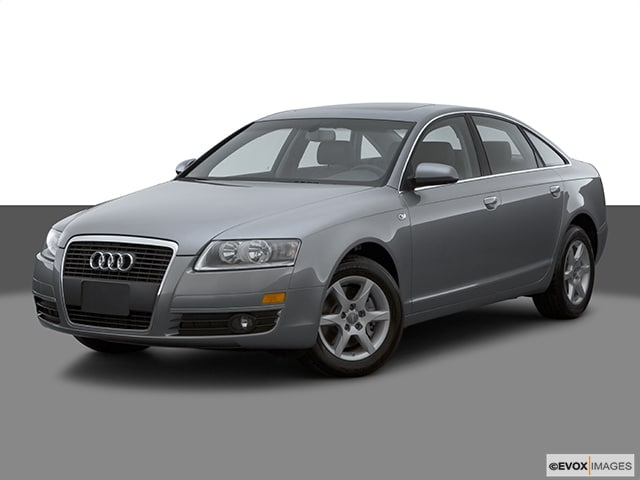 Photo Used 2007 Audi A6 4.2 Sedan For Sale in Asheville, NC