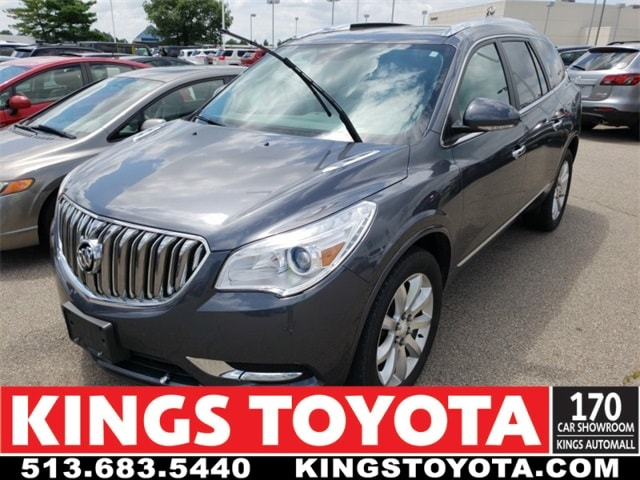 Photo Used 2014 Buick Enclave Premium Group in Cincinnati, OH