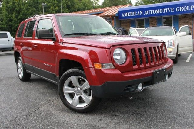 Photo 2014 Jeep Patriot Limited