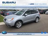 2014 Subaru Forester 2.5i Limited in Rochester, MN
