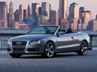2012 Audi A5 2.0T Premium Convertible