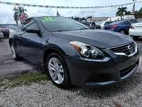 2012 Nissan Altima 2.5 S Coupe for Sale near Fort Lauderdale, Florida