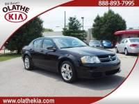 Used 2014 Dodge Avenger SE For Sale in Olathe, KS near Kansas City, MO