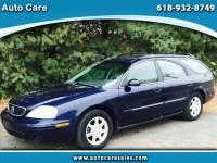 2001 Mercury Sable Wagon GS