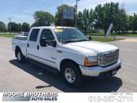 2000 Ford F-250 SD XLT Crew Cab Short Bed 2WD