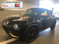 Pre-Owned 2016 Nissan Juke SV SUV in Oakland, CA