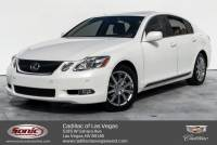 Pre-Owned 2006 Lexus GS 300 4dr Sdn RWD