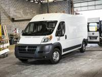 PRE-OWNED 2018 RAM PROMASTER 1500 LOW ROOF FRONT-WHEEL DRIVE WITH LIMITED-SLIP DIFFERENTIAL 3 DOOR CARGO VAN