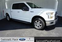 Used 2015 Ford F-150 XLT Truck SuperCrew Cab V-8 cyl For Sale in Duluth