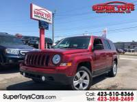 2013 Jeep Patriot Latitude 2WD