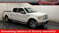 Used 2010 Ford F-150 Lariat Truck For Sale Findlay, OH