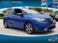 Pre-Owned 2015 Honda Fit EX Hatchback in Tampa FL