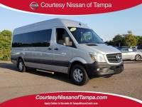 Pre-Owned 2015 Mercedes-Benz Sprinter-Class High Roof Van Passenger Van in Jacksonville FL