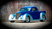 1937 Ford Pickup - STREET ROD - CUSTOM AIR-RIDE AND INTERIOR - SEE VIDEO