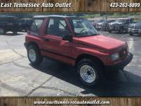 1995 Geo Tracker 2dr Convertible 4WD
